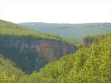 Еще каньон - но небольшой