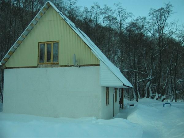 Наш домик - со всеми удобствами