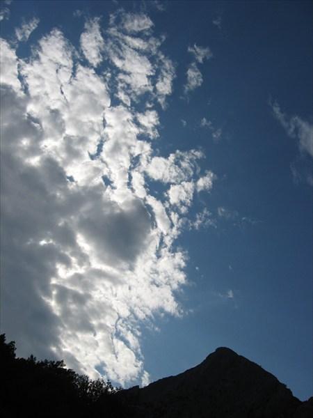 Небо над Ласпи