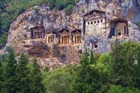 гробницы Ликийских царей
