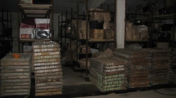 Ящики с керном