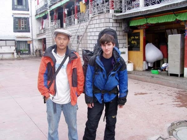 Тибет. На катамаране по крыше мира