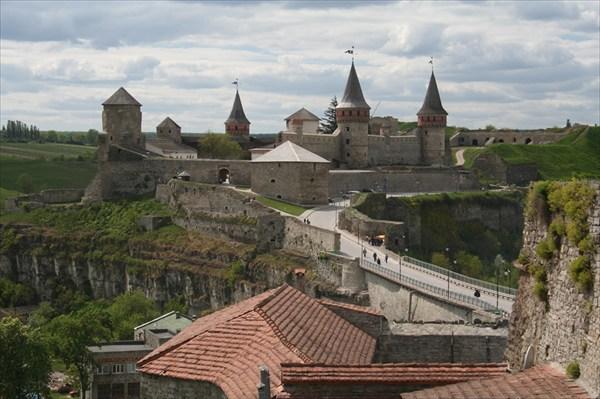 Крепость в Каменце-Подольском