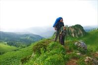 Поход в горы Кавказа (с ребенком 6 лет). Автор: Алексей Колтунов