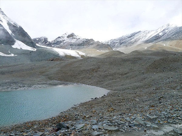 Перевал Шинго Ла со строны Лахола