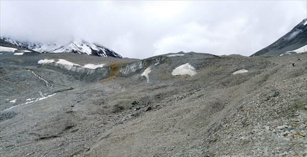 Перевал Шинго Ла со стороны Занскара