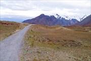 У перевала Пенси Ла
