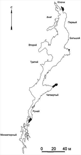 Большая Мечкинская Пещера