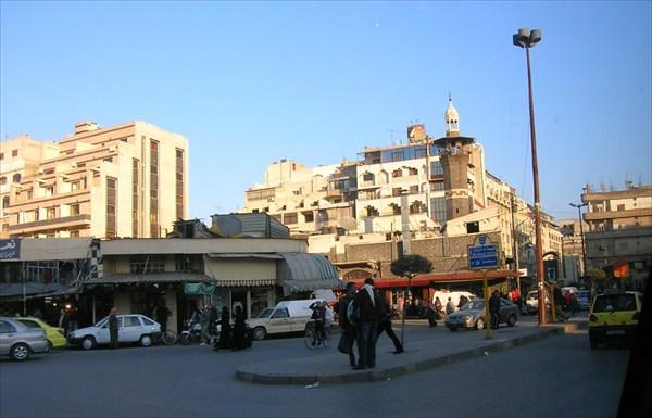 Homs. Мирная жизнь