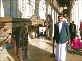 В мечети омейядов