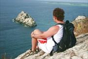 Скалы Гранд-Рока - единственые скалы на всем архипелаге