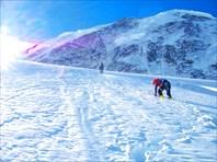 Высшие точки Альп. Автор: Павел Исупов