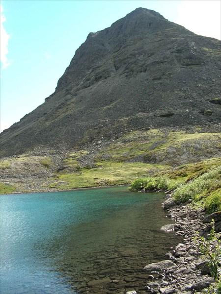 Озеро на Умбозерском