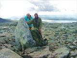 На перевале Геологов
