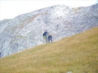 На склоне Пшехо-Су.