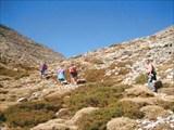 Маршрут на г Ида 2456 м