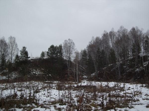 Речка Грязнуха, правый приток Каракана.