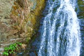 Телецкое озеро. Водопад Аю Кеч Пес (Там, где не ходит медведь)