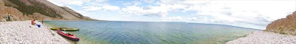 Залив Карганте