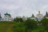 Вид на кремль с берега озера Немо