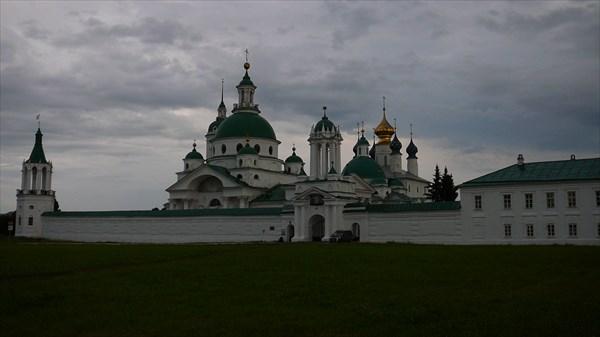 Спасо-Яковлевский Дмитриев мужской монастырь