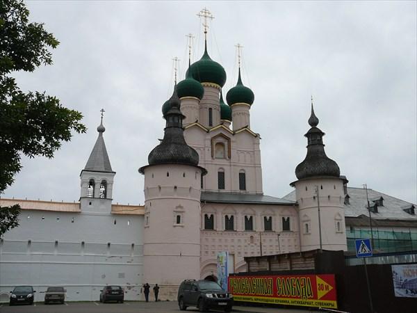 Кремль. Церковь Иоана Богослова (1683 год)