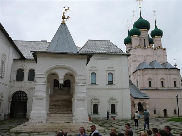 Кремль. Красная палата