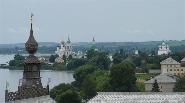 Воспарив на Ростовом