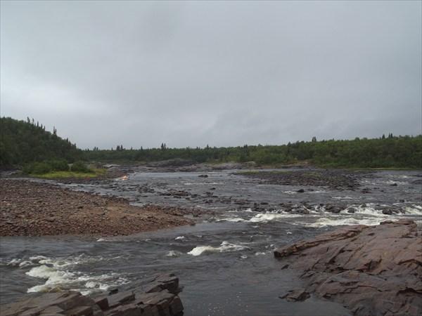 Пороги у устья 8