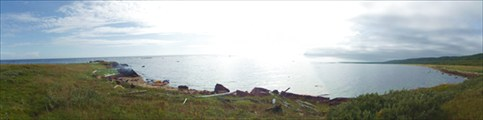 Панорама моря
