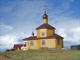 Новая церковь в Чаваньге