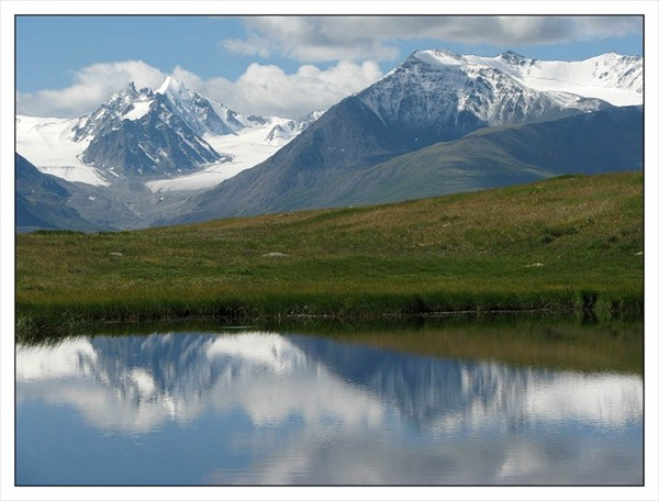Ледник Алахинский