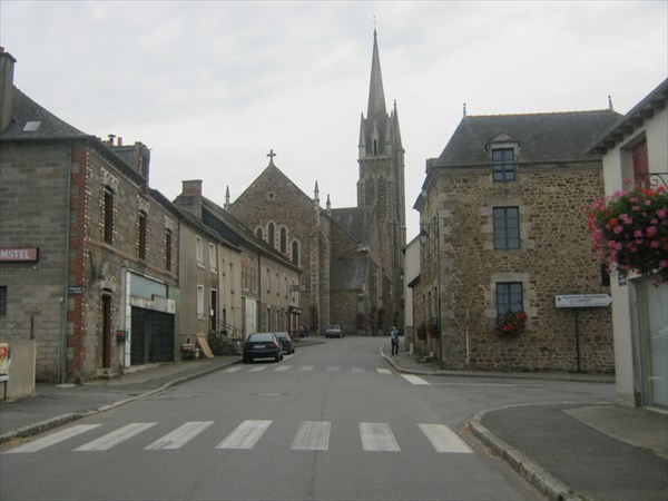 Где то в центре франции