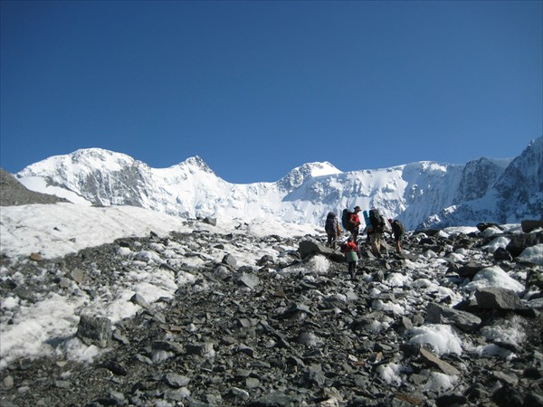 Ледник Аккем