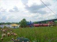 DSCN3896 Мост через Обь.