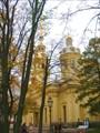 Петропавловский собор, 1712—1733