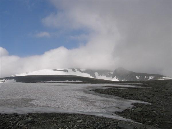 Гора Харнаурды-кеу