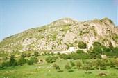 церковь Св. Петра и гора Крестовая