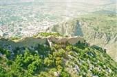 крепостная стена средневековой Антиохии