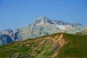 Фишт с Гузерипльского перевала