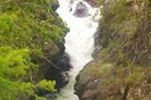 Водопад на р.Сайлаг
