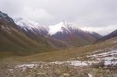 отм.2700м восточный склон г.Пик Геологов