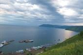 Порт Байкал и конечная станция Кругобайкальской ж/д