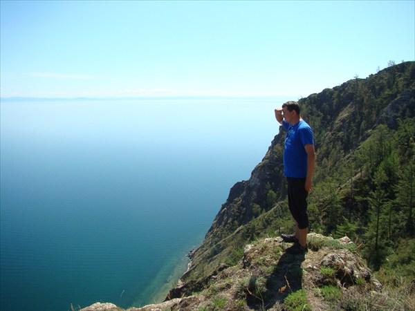 Просторы Байкала