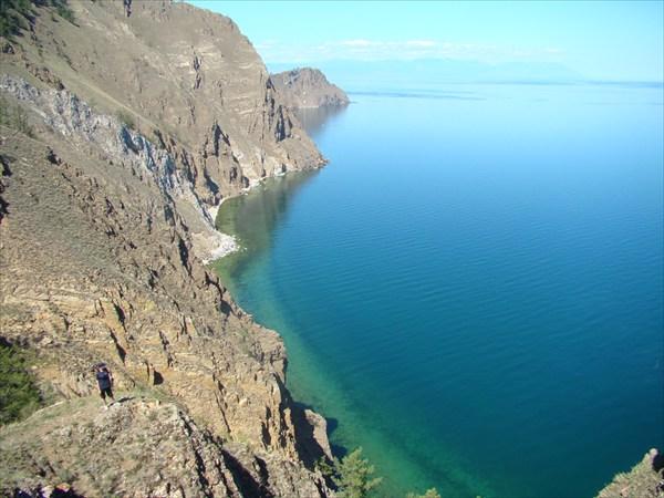 Восточное побережье Ольхона