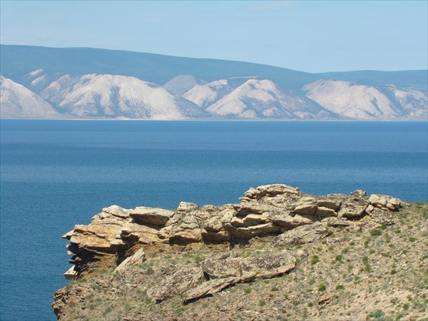 Малое море. Вид на Континент
