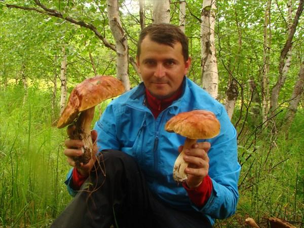 Святой Нос. На Ольхоне не было грибов...