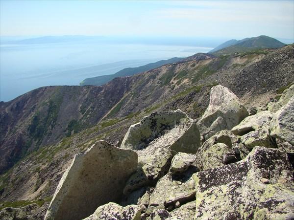 Барг.залив с плато Святого Носа