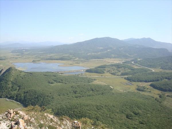 Панорама с горы
