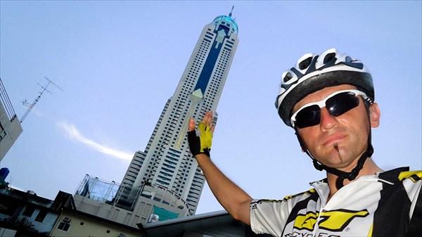 Самое высокое здание отель Baiyoke Sky